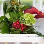 Decoratie bloemstuk